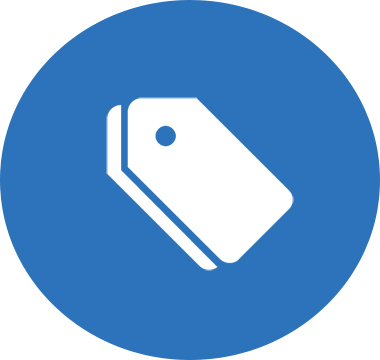 Icon image of label tags